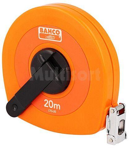 Taśma pomiarowa zwijana 20m/13mm BAHCO LTG-20
