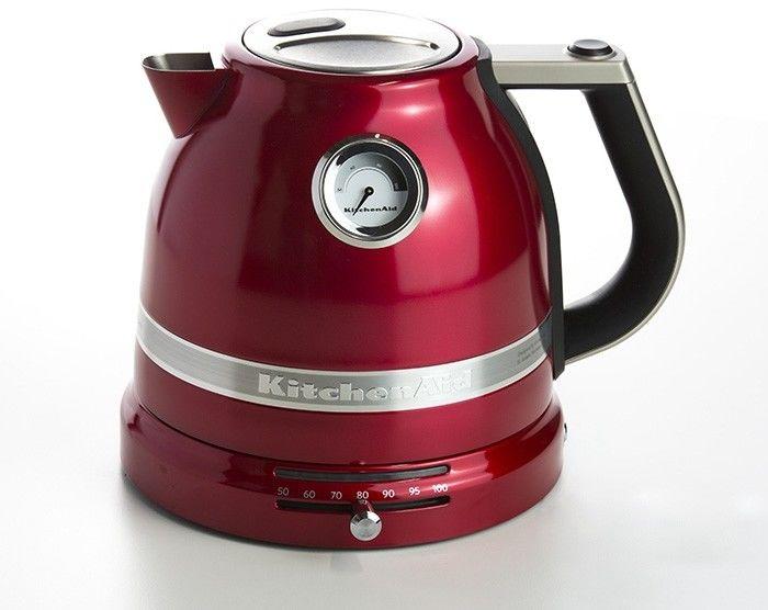 KitchenAid - Czajnik Artisan 1,5L Czerwony Karmelek