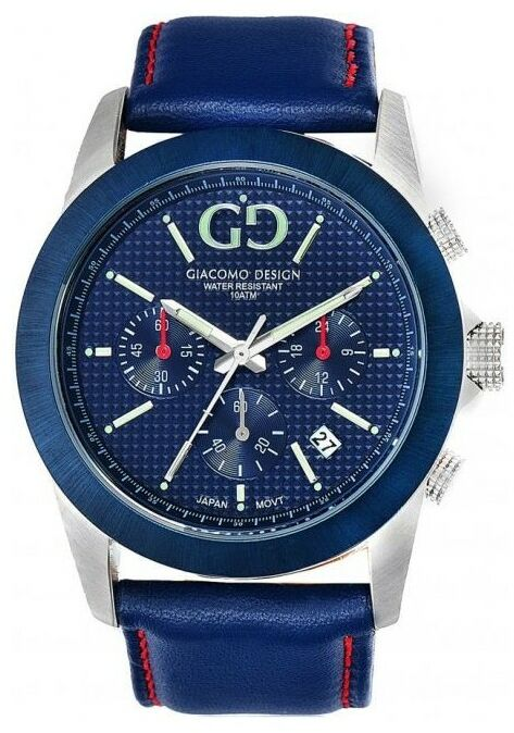 Zegarek GIACOMO DESIGN Trepuntato GD04002