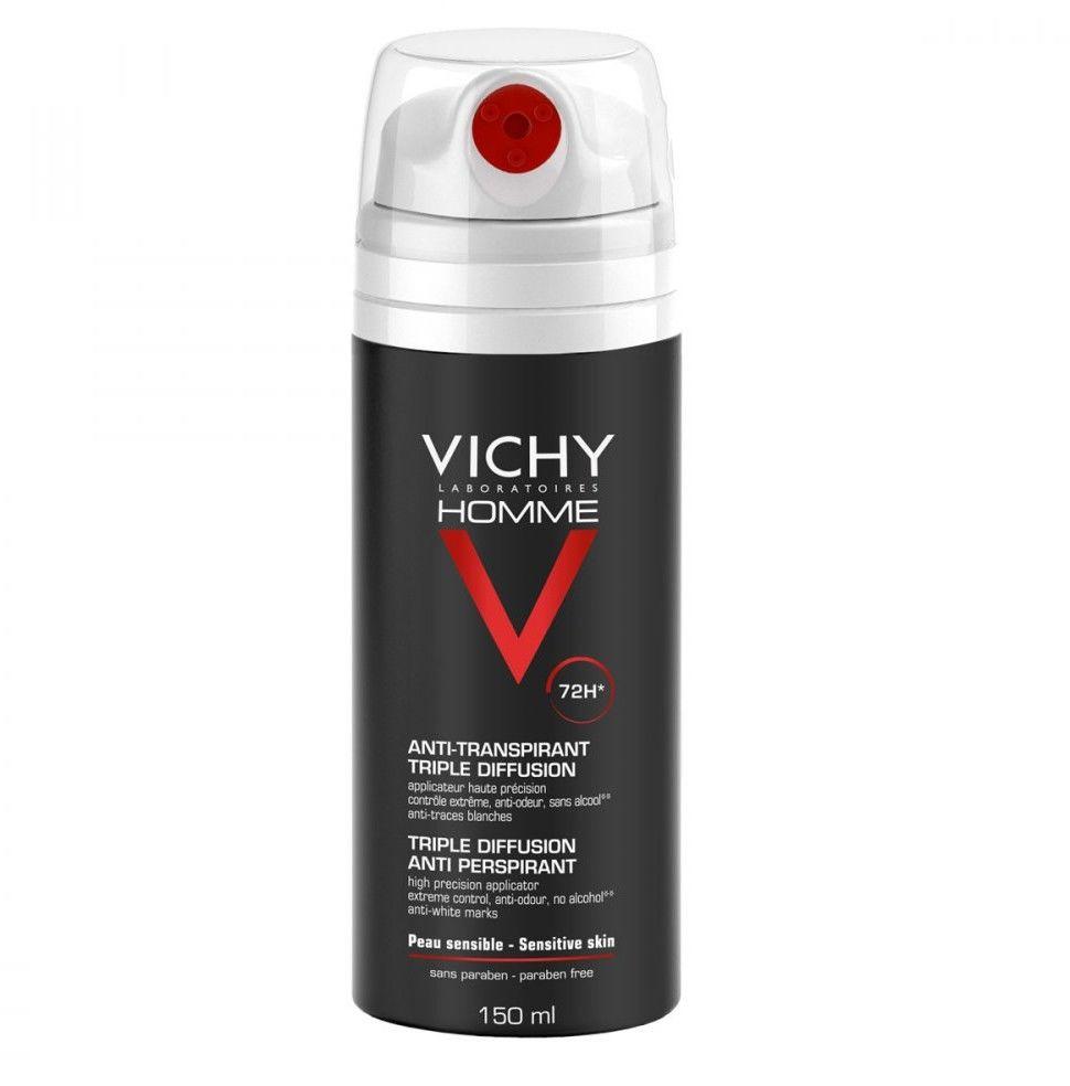 Vichy Homme Deo Spray 72h dla mężczyzn