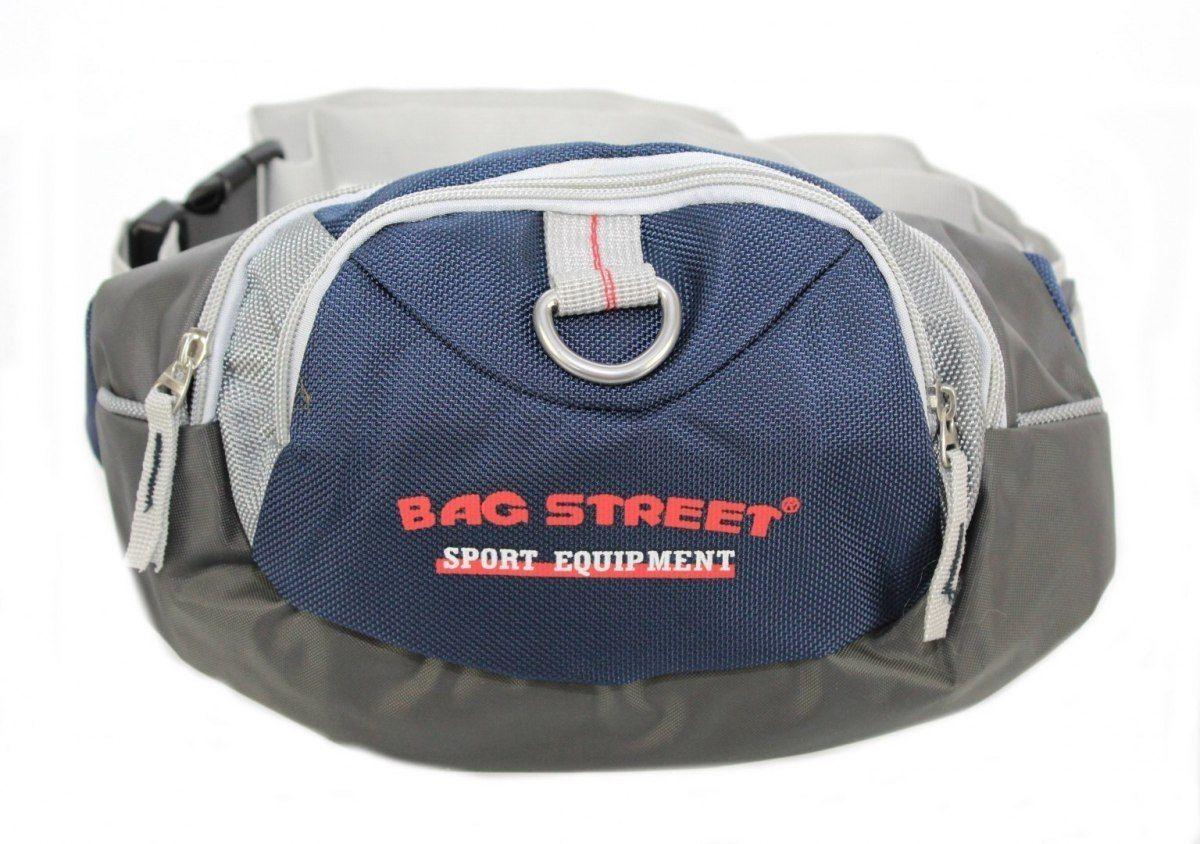 Saszetka Materiałowa Na Pas Biodrówka Nerka BAG STREET 2413