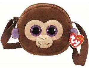 TY Pupilki Gear Torba na ramię Małpa Coconut 15cm