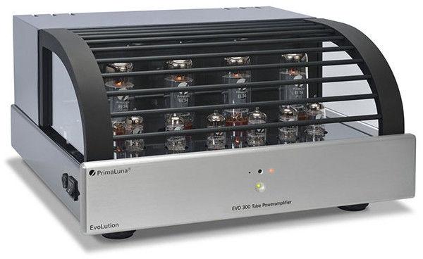 PrimaLuna EVO 300 silver - Lampowy wzmacniacz mocy +9 sklepów - przyjdź przetestuj lub zamów online+