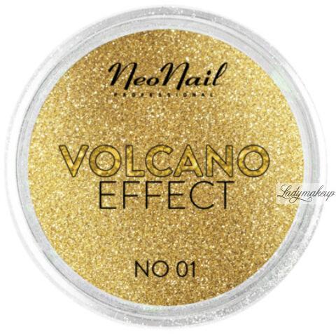 NeoNail - VOLCANO EFFECT - Pyłek do paznokci - Efekt wulkanu - No.1