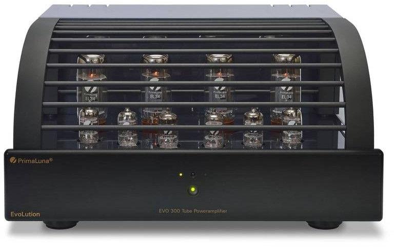 PrimaLuna EVO 300 black - Lampowy wzmacniacz mocy +9 sklepów - przyjdź przetestuj lub zamów online+