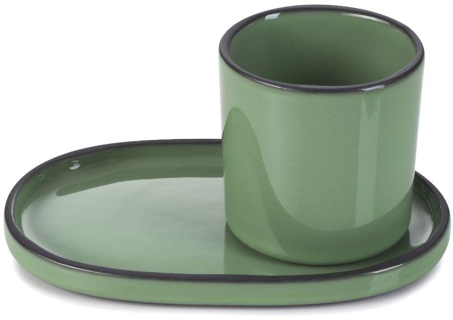 Filiżanka do espresso Caractere mięta 80 ml