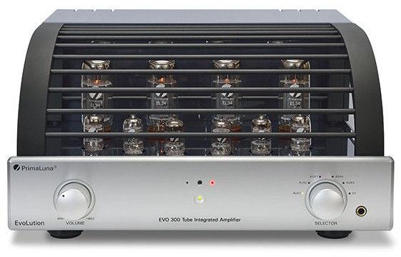 PrimaLuna EVO 300 - Lampowy wzmacniacz zintegrowany +9 sklepów - przyjdź przetestuj lub zamów online+
