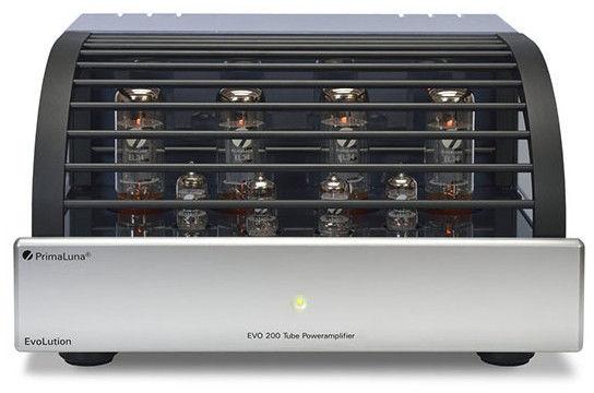 PrimaLuna EVO 200 silver - Lampowy wzmacniacz mocy +9 sklepów - przyjdź przetestuj lub zamów online+