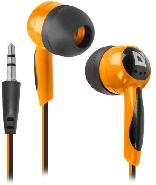 Defender Słuchawki przewodowe, douszne BASIC 604