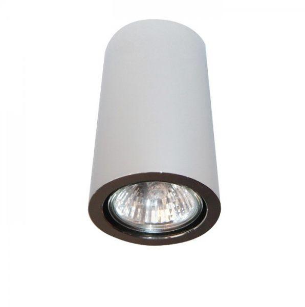 LM Light&More P 1352/CH PLAFON NOWOCZESNA LAMPA SUFITOWA OPRAWA NATYNKOWA METAL CHROM GU10 LED