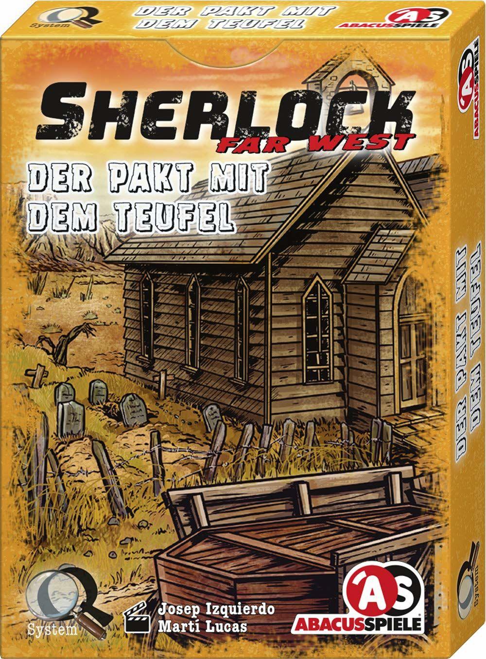 Sherlock Far West - Der Pakt mit dem Teufel