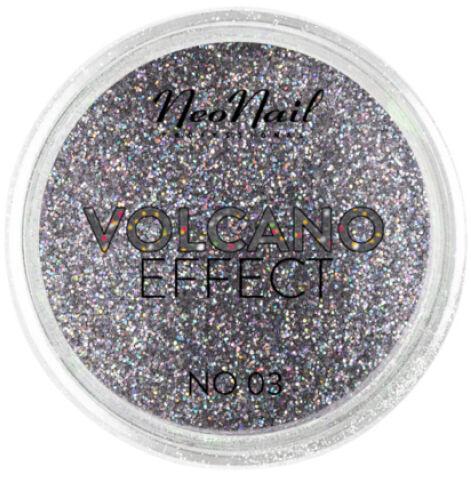NeoNail - VOLCANO EFFECT - Pyłek do paznokci - Efekt wulkanu - No.3