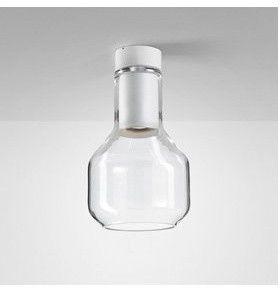 Plafon Modern Glass Barrel GU10 TP 40403 Aqform