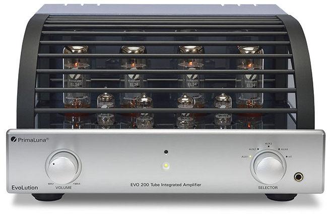 PrimaLuna EVO 200 - Lampowy wzmacniacz zintegrowany z wyjściem słuchawkowym +9 sklepów - przyjdź przetestuj lub zamów online+
