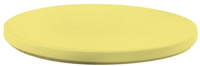 Top na stół koktajlowy 80 cm kanarkowy