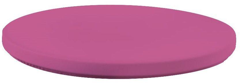 Top na stół koktajlowy 80 cm amarantowy