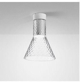 Plafon Modern Glass Flared LED 230V TR 40418 Aqform