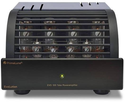 PrimaLuna EVO 100 black - Lampowy wzmacniacz mocy +9 sklepów - przyjdź przetestuj lub zamów online+