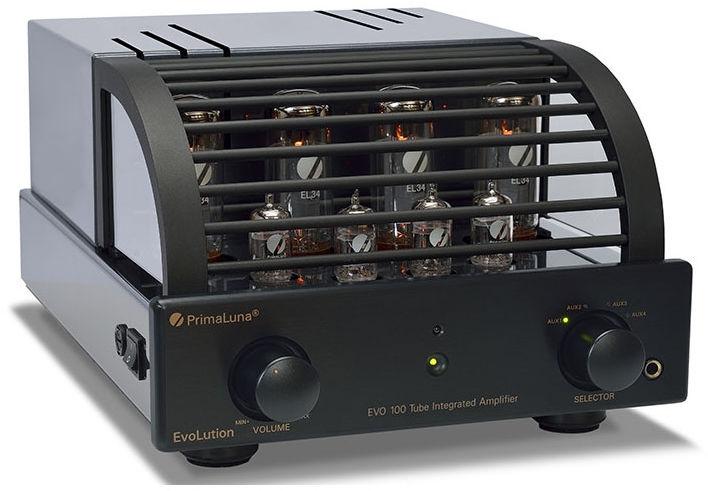 PrimaLuna EVO 100 - Zintegrowany wzmacniacz lampowy +9 sklepów - przyjdź przetestuj lub zamów online+