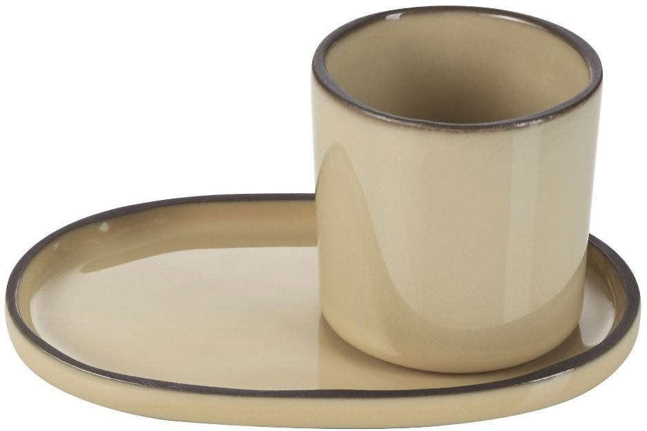 Filiżanka do espresso Caractere gałka muszkatołowa 80 ml