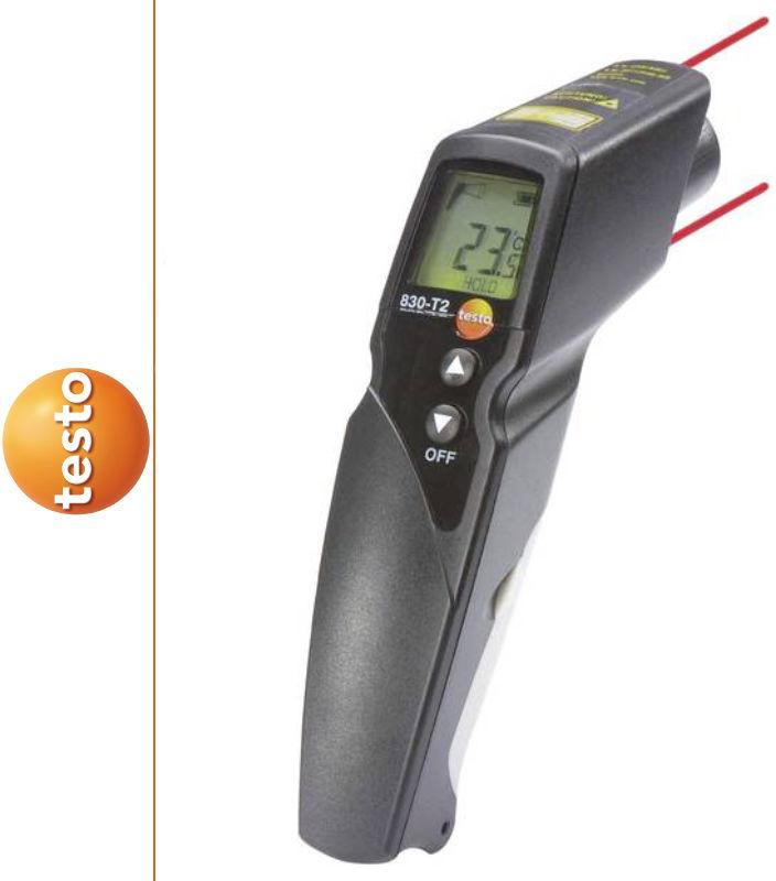 Pirometr 830-T2 testo