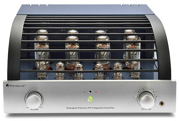 PrimaLuna DiaLogue Premium HP silver - Zintegrowany wzmacniacz lampowy +9 sklepów - przyjdź przetestuj lub zamów online+