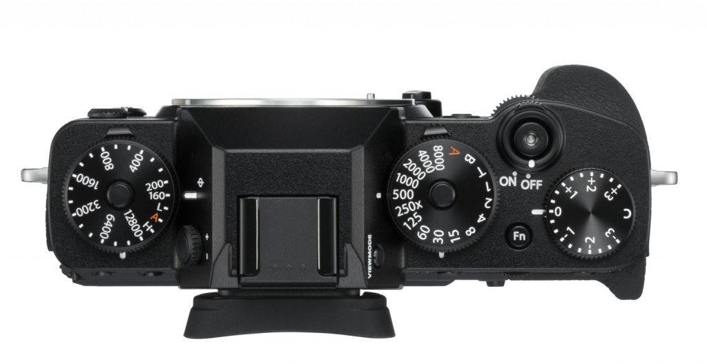 Aparat Fujifilm X-T3 black (body)
