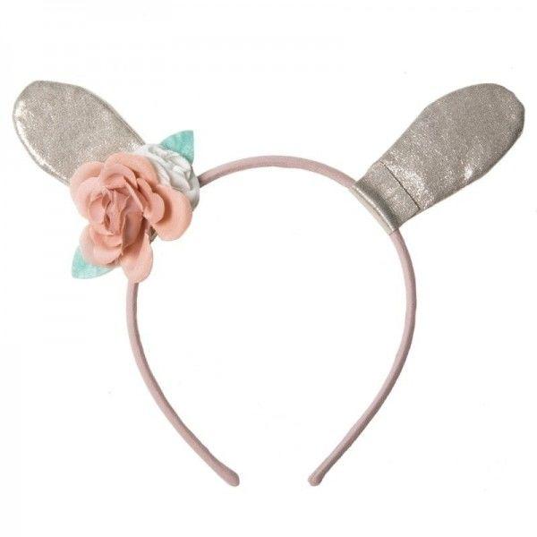 Rockahula Kids - Opaska do Włosów Rabbit Flower