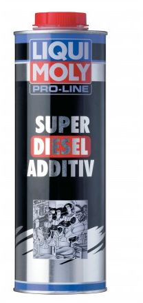 Liqui Moly Pro-Line Dodatek do oleju napędowego 1l