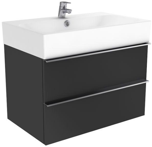Szafka z umywalką 100 Kubiko New Trendy (ML-9110 + U-0078)