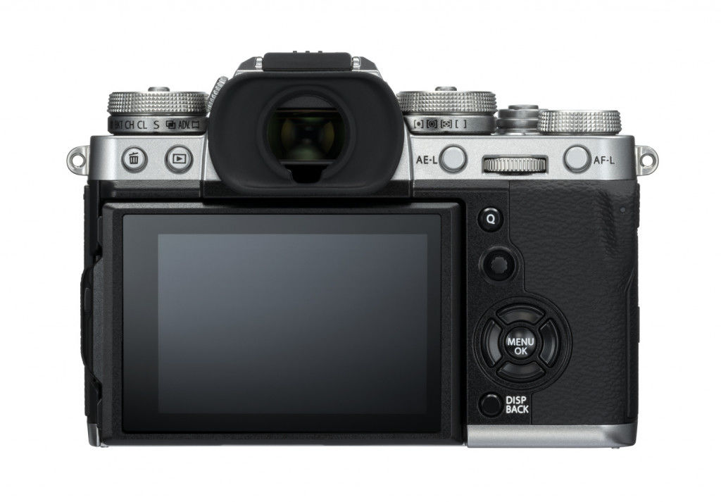 Aparat Fujifilm X-T3 silver (body)
