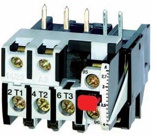 U12/16E 1,8 K1 - Przekaźnik termiczny z funkcją MANUAL-RESET / 1,2A  1,8A do K1