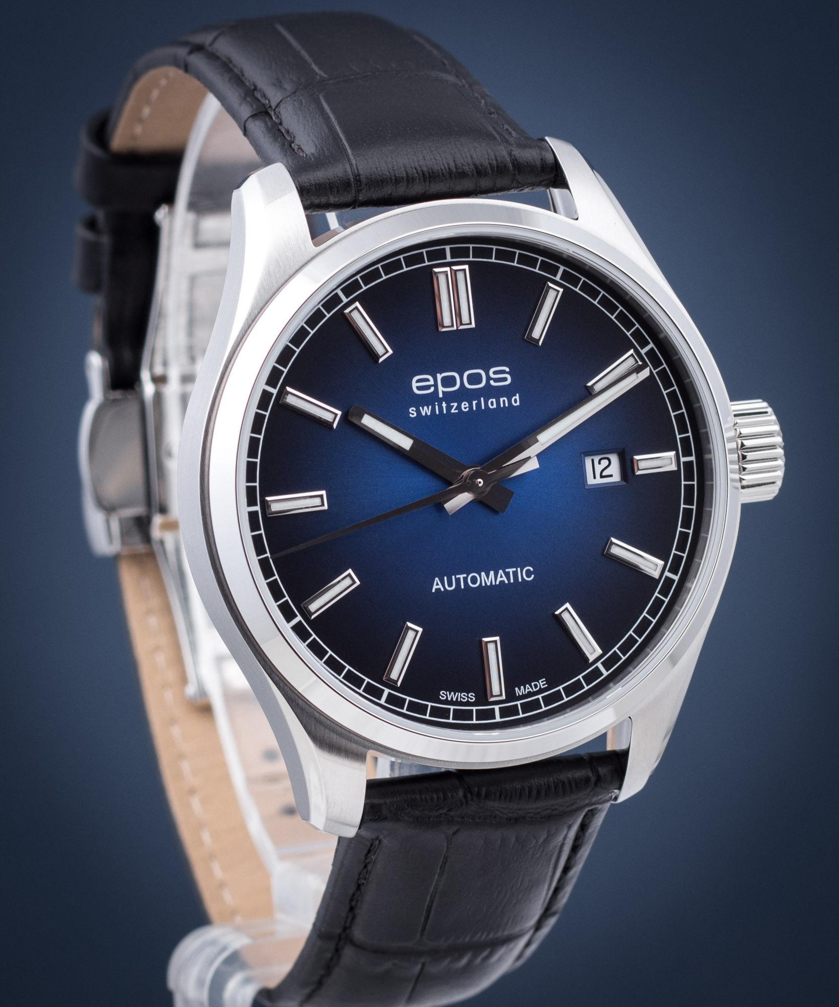 Zegarek męski Epos Passion Automatic