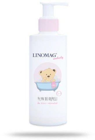 Linomag płyn do kąpieli dla dzieci i niemowląt 400 ml