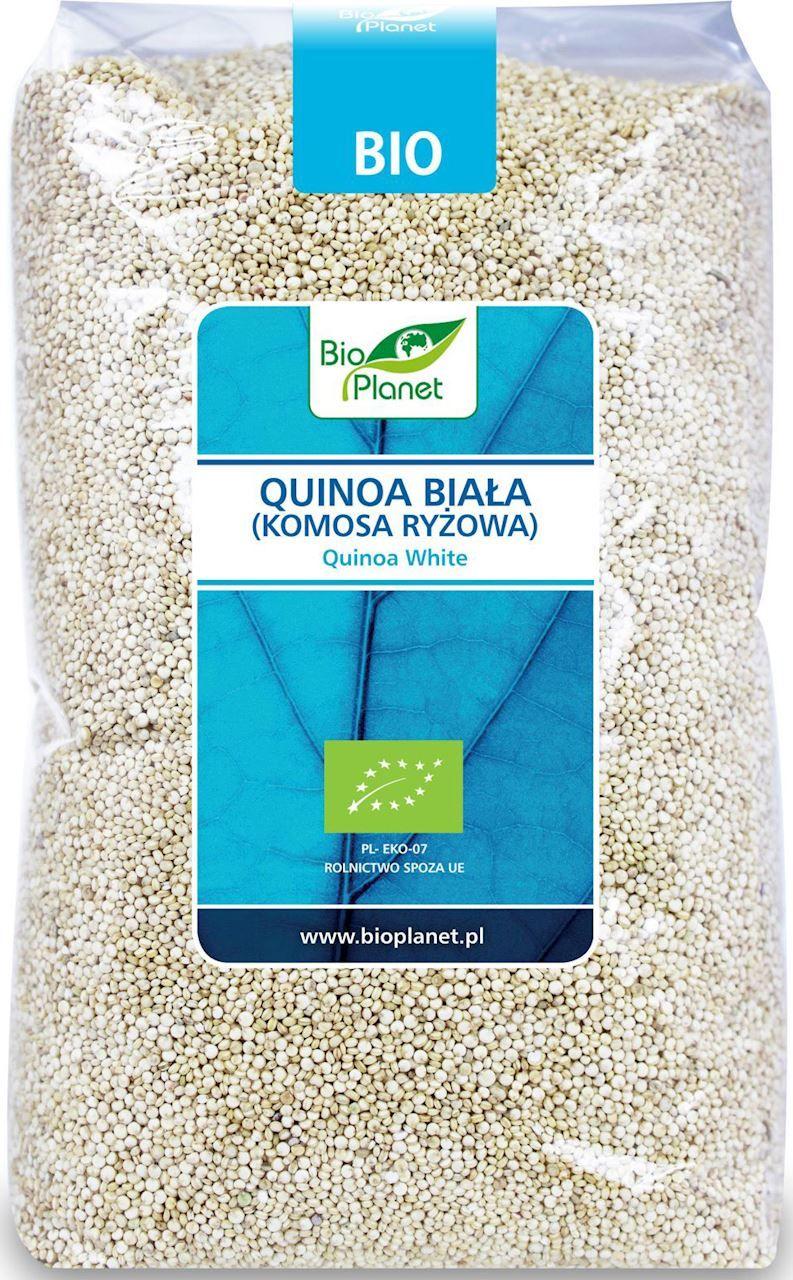 Quinoa biała komosa ryżowa bio 1 kg - bio planet