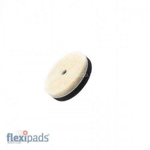 FLEXIPADS PRO-Wool 80mm Pad Polerski Wełna PW300