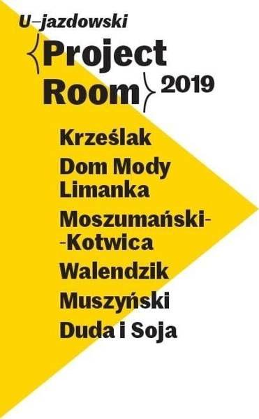 Project Room 2019 - praca zbiorowa