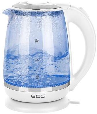 ECG RK 2020 czajnik bezprzewodowy 2 l, biały