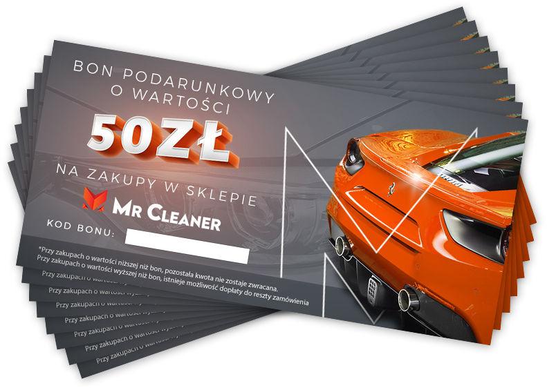 Bon Podarunkowy - 50PLN