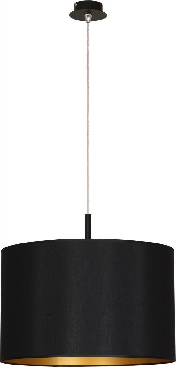Lampa wisząca Alice 4961 Nowodvorski Lighting czarno-złota nowoczesna oprawa wisząca