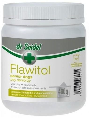 DR SEIDEL - Flawitol preparat dla seniora 400g