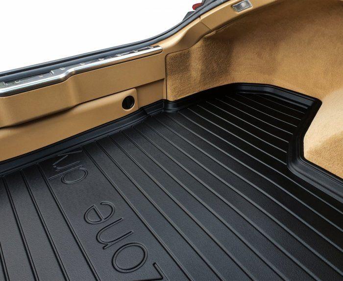 Mata bagażnika gumowa FORD C-Max MPV 2010-2019 wersja 5 osobowa, z kołem dojazdowym (niepełnowymiarowe)