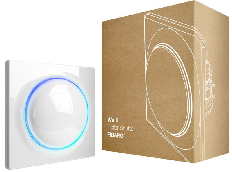 FGWDSEU-221 FIBARO Walli Switch