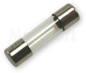 Wkładka topikowa szklana 5x20mm bezzwłoczna 0,063A