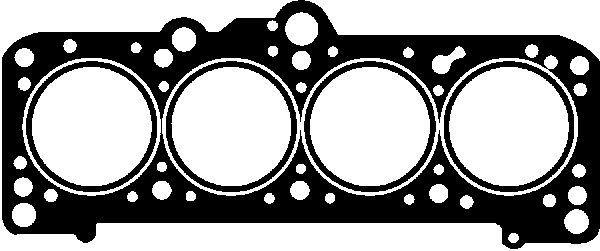 Uszczelka, głowica cylindrów VICTOR REINZ 61-25745-40