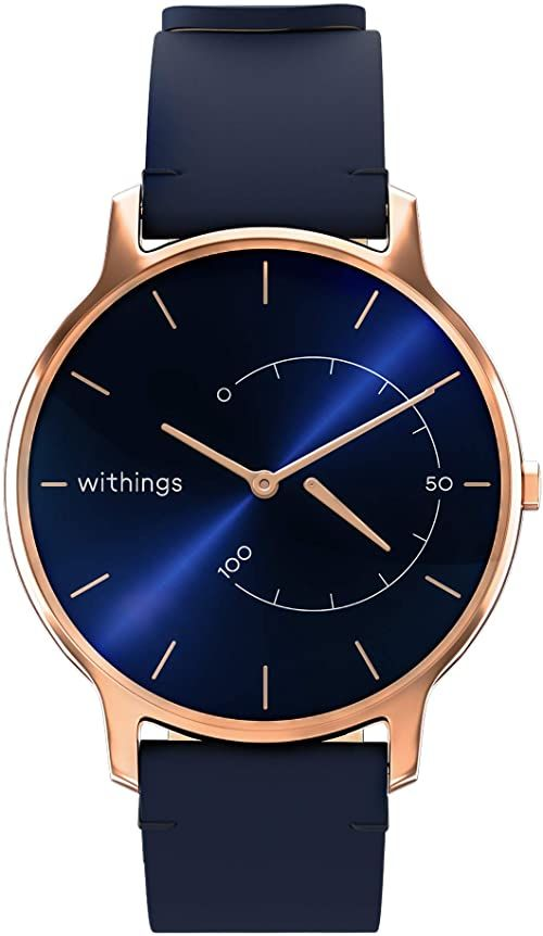 WIthings Move Timeless Chic - zegarek fitness
