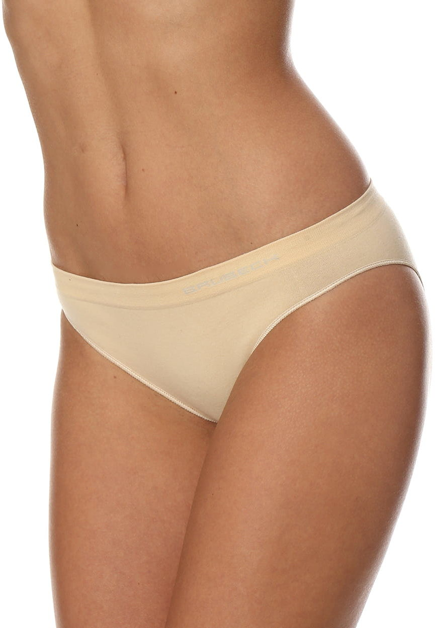 Figi damskie Brubeck Comfort Cotton BI10020 beżowe