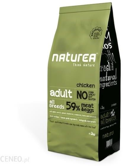 Naturea Adult Kurczak 2x12kg