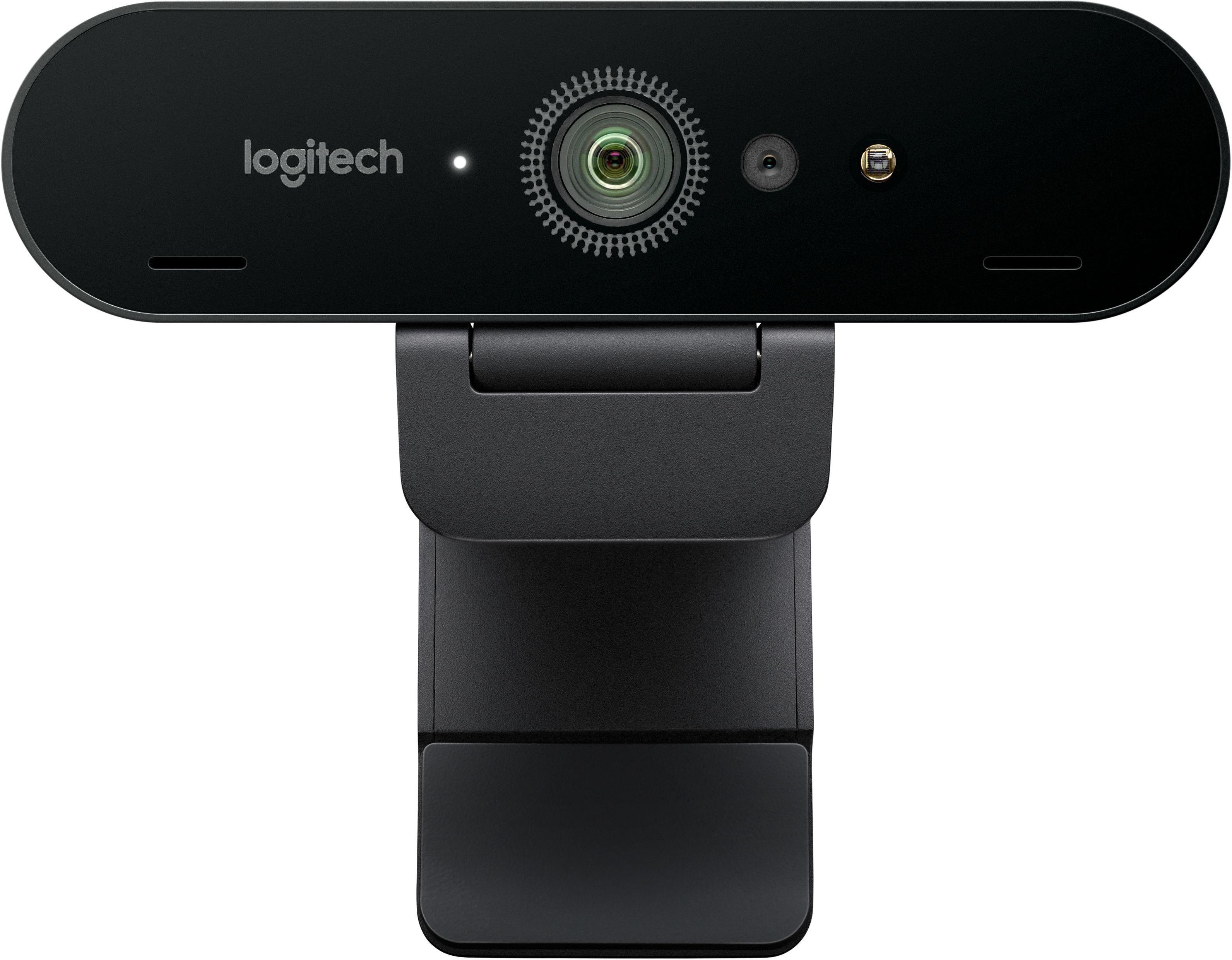 Logitech BRIO kamera internetowa 4096 x 2160 pixels USB 3.0 Black