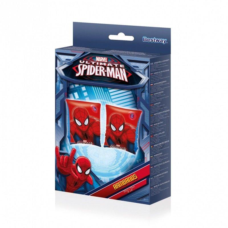 Rękawki do nauki pływania Spiderman 23x15 cm